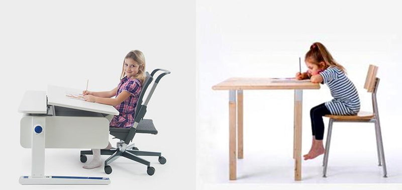 The benefits of ergonomic furniture for children