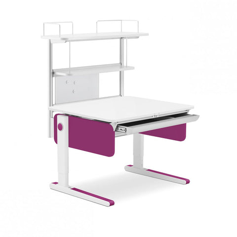 moll Champion Compact Kids Desk with Flexdeck