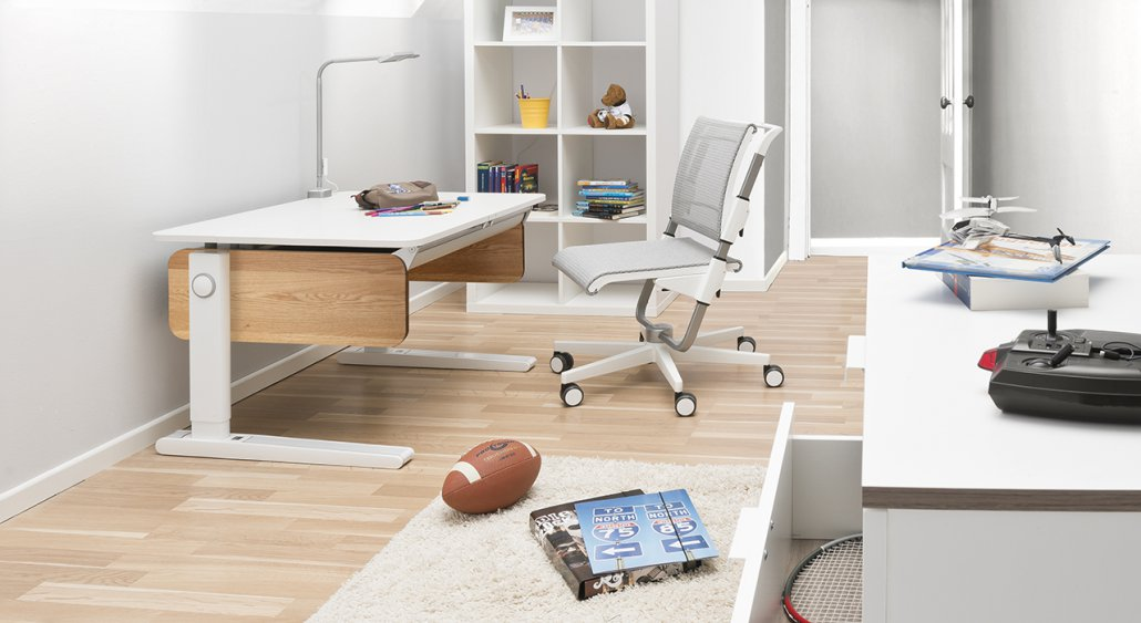 moll Compact Desk for Children Study Room