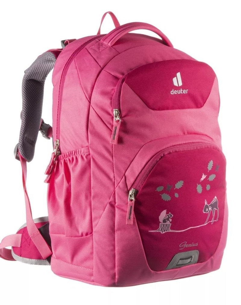 Deuter Genius 2021 Magenta Hot Pink - ergokid Singapore