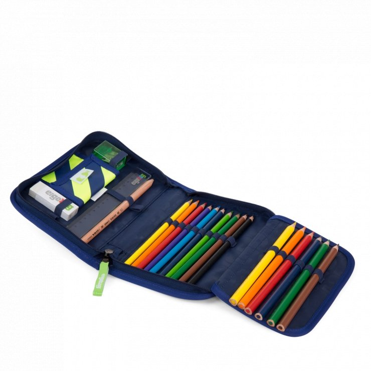 ergobag Hard Pencil Case 200 BearPower - ergokid Singapore