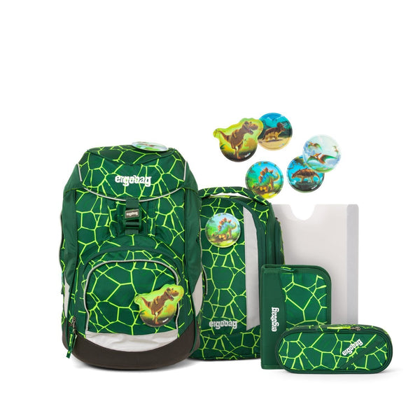 ergobag Pack School Bag 6-piece Set BearRex - ergokid Singapore