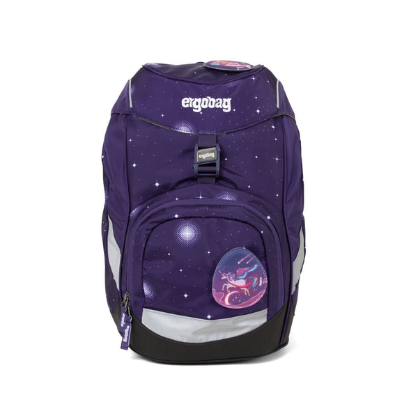 ergobag Prime School Bag Beargasus Purple Galaxy Edition - ergokid Singapore