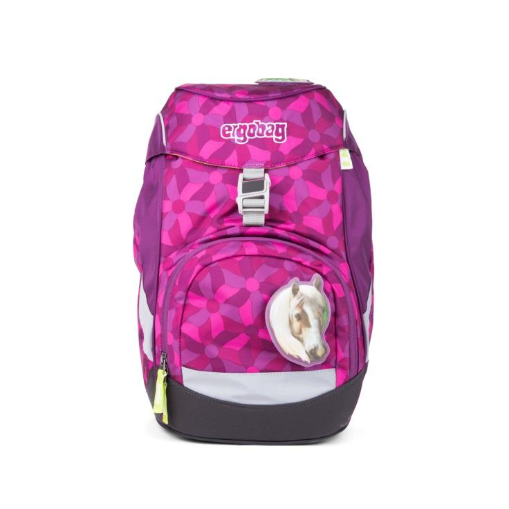 ergobag Prime School Bag Night CrawlBear - ergokid Singapore