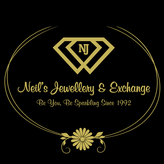 Neil's Jewellery and Exchange logo image. Be You, Be Sparkling Since 1992. Fine jewelry store in Naples, FL