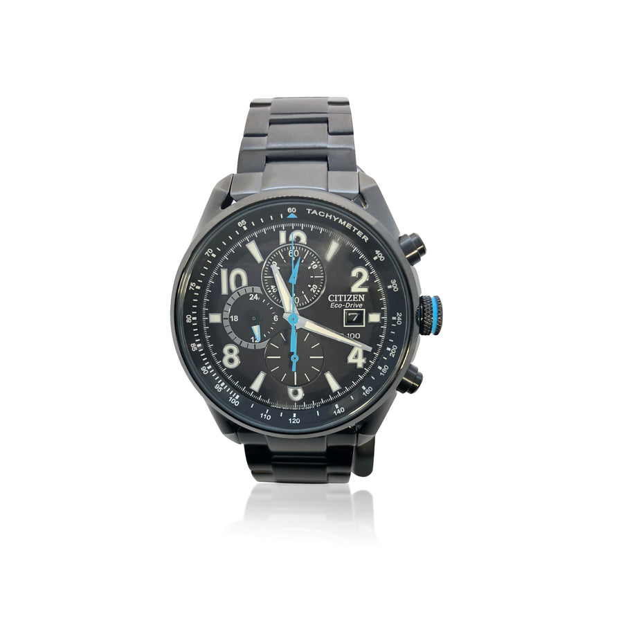 GENTS CHRONOGRAPH CITIZEN ECO-DRIVE WATCH | Neil's Jewellery and Exchange men's luxury watches, fine diamond watches for women, genuine Citizen watches for men and women