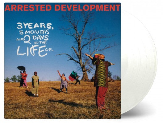 Arrested Development's 3 Years, 5 Months and 2 Days In The Life Of... To Be Reissued