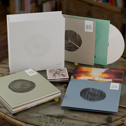 The Leaf Label Unveils Spectacular 20th Anniversary Box Set