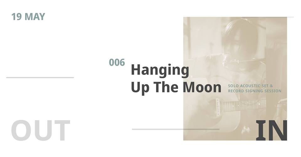 The Analog Room OutIn 006 with Hanging Up The Moon | 19th May 2018