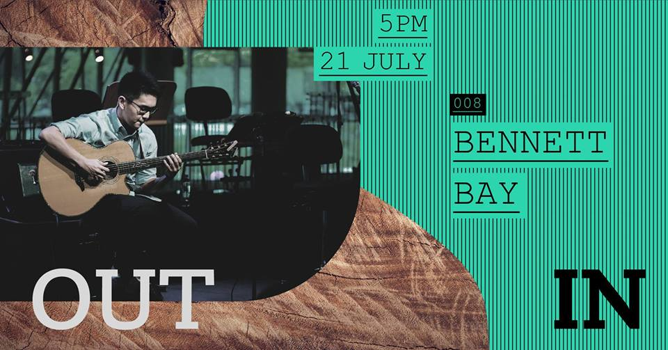The Analog Room OutIn 008 with Bennett Bay | 21st July 2018, Saturday