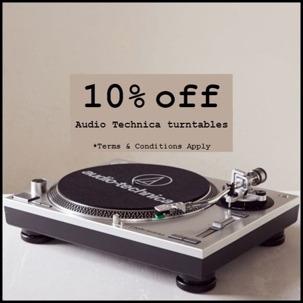 Turntable Sale - November to December 2018