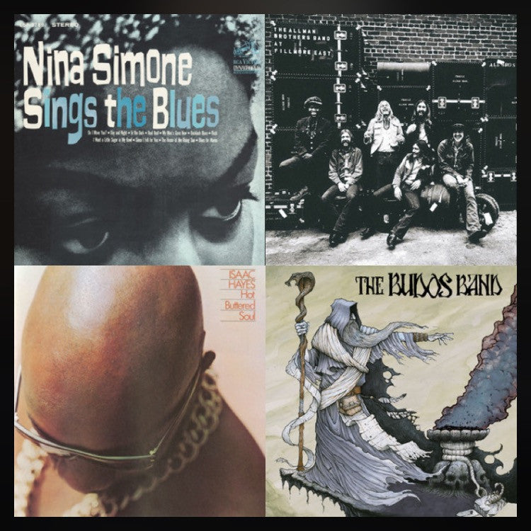 TAV Playlist | Blues & Soul | 4Q16