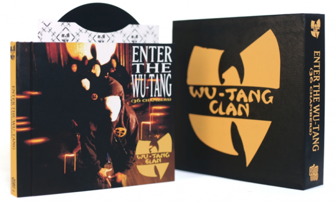 Enter The Wu-Tang (36 Chambers) To Be Reissued In Deluxe 7