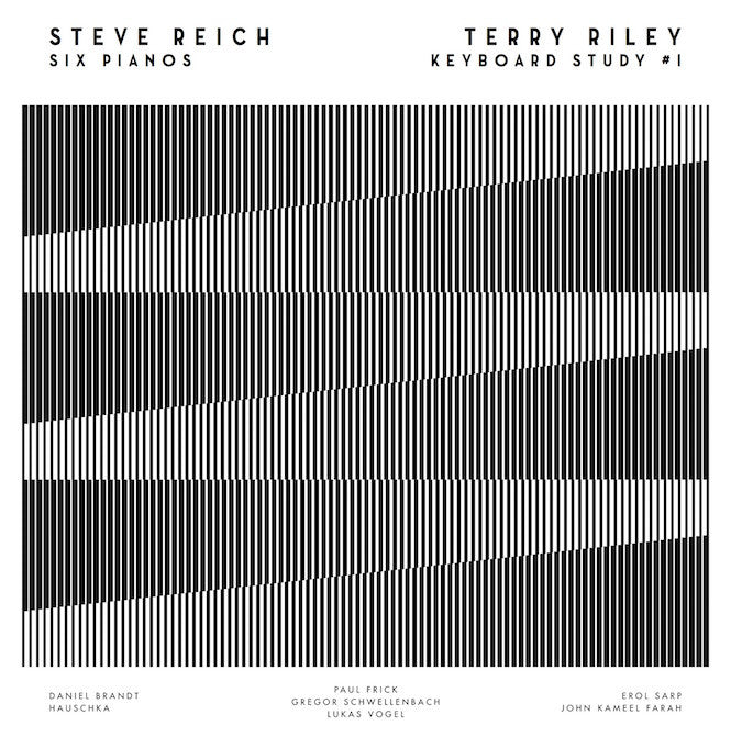 New Reinterpretation Of Steve Reich's 'Six Pianos' Pressed On Wax