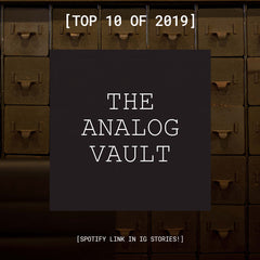 The Analog Vault - Top 10 picks of 2019
