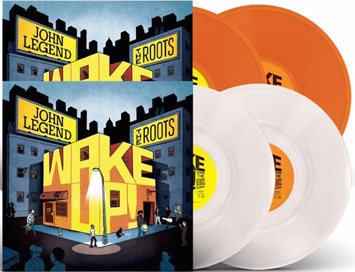 Back On Wax Is The Roots & John Legend's 'Wake Up!'