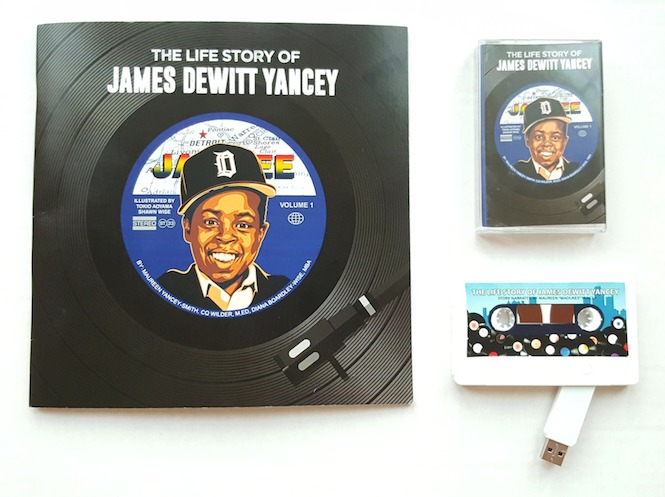 J Dilla's Life Story Published As A Children's Book