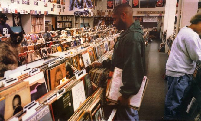[UPDATE] DJ Shadow Announces Endtroducing...Remix Album
