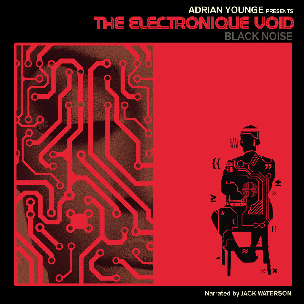 Adrian Younge Announces New Album 'The Electronique Void (Black Noise)'