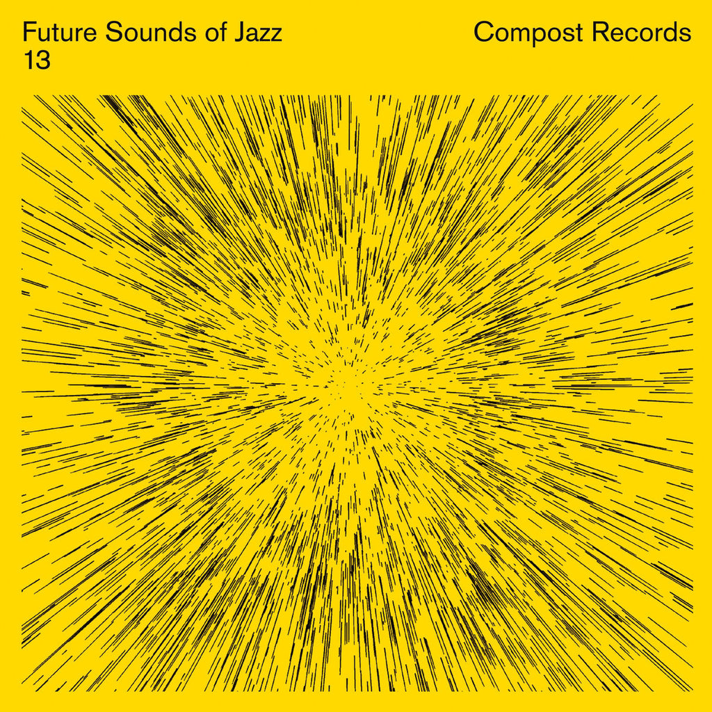 Long Running Compilation 'Future Sounds Of Jazz' Gets Its 13th Volume