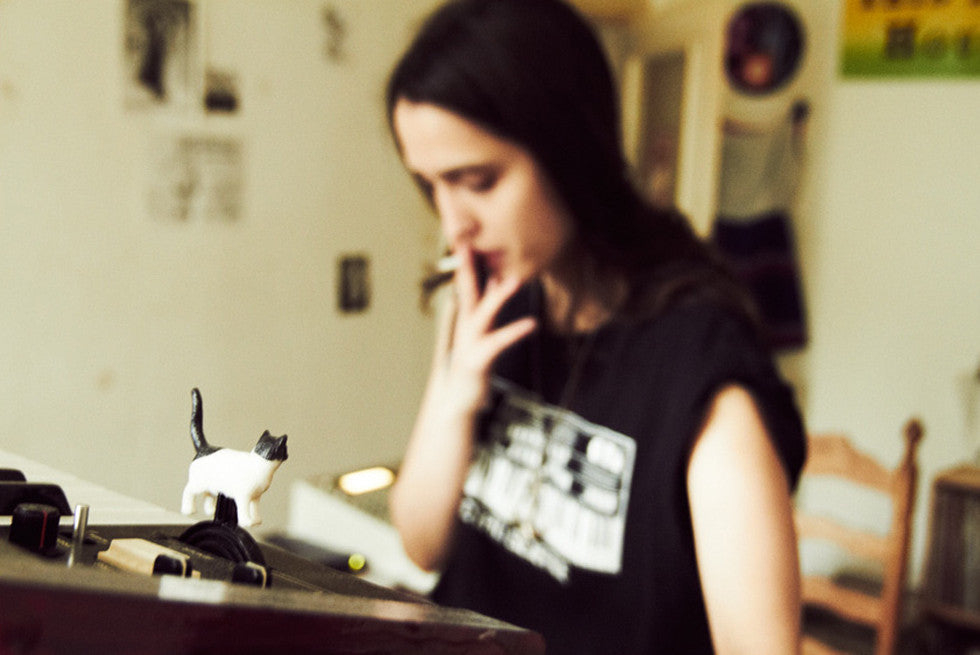 New Compilation of Helena Hauff's Early Works Has Been Pressed On Vinyl