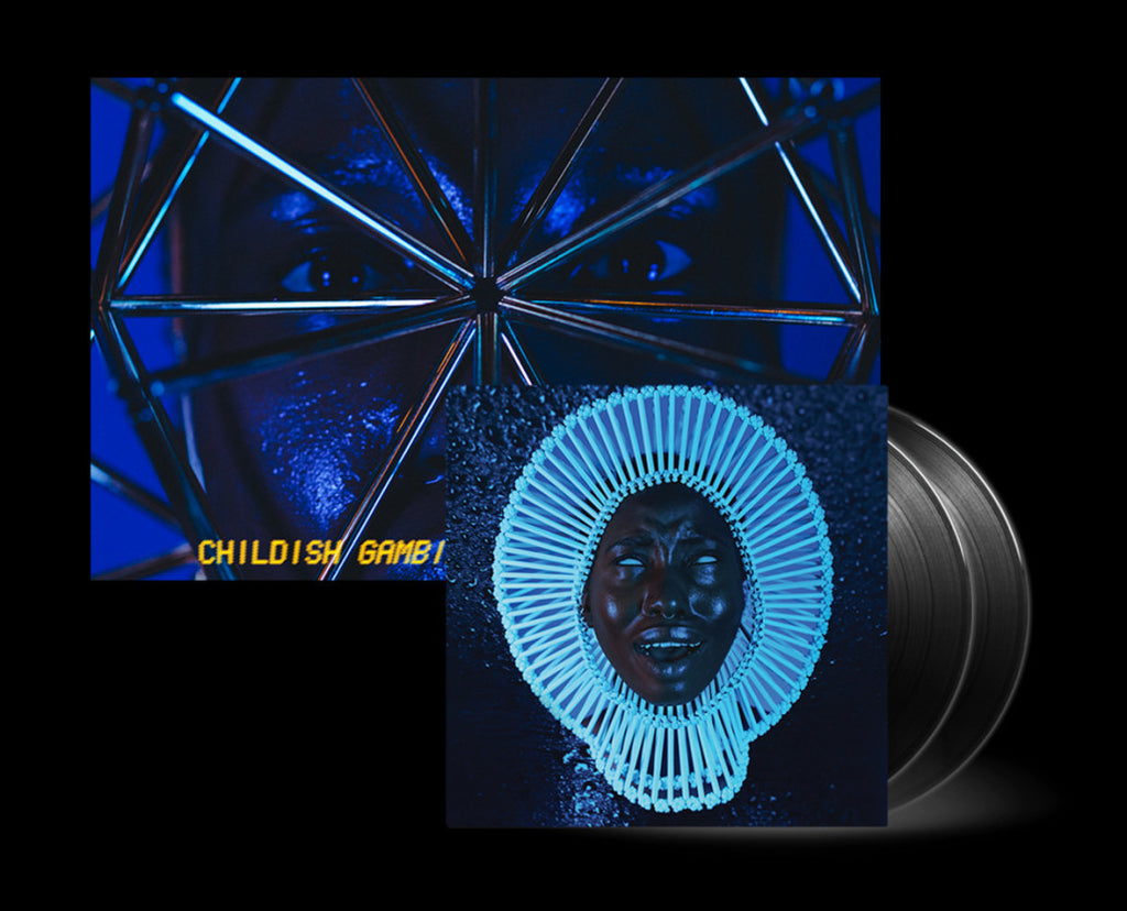 Childish Gambino's Latest Album On Virtual Reality Vinyl