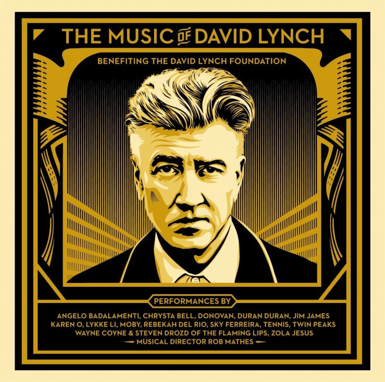 The Music Of David Lynch -  due for double vinyl album release