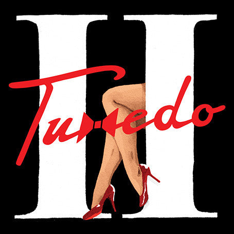Mayer Hawthorne And Jake One's Tuxedo Are Back With A New Album!