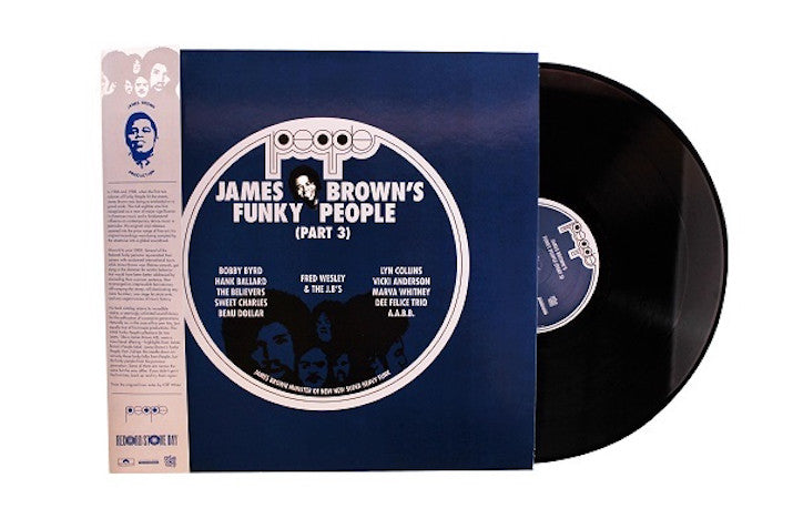 RSD 2016 Black Friday: James Brown's 'Funky People Part 3' Set For Vinyl Release