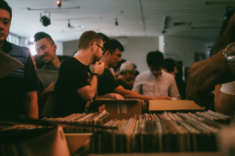 The Analog Assembly 2018 | Singapore | Intermission Bar | The Projector | Vinyl Record Fair