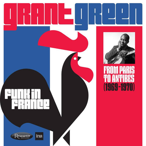 Grant Green - Funk in France | Vinyl | Record Store Day RSD 2018