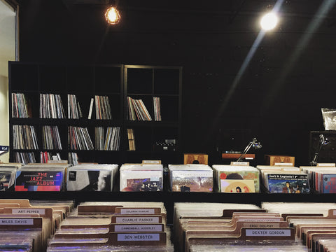 The Analog Room - Esplanade, Singapore