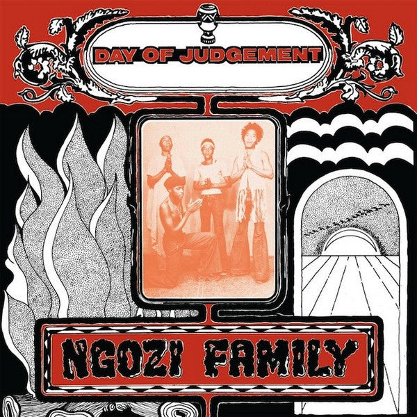 Ngozi Family ‎– Day Of Judgement