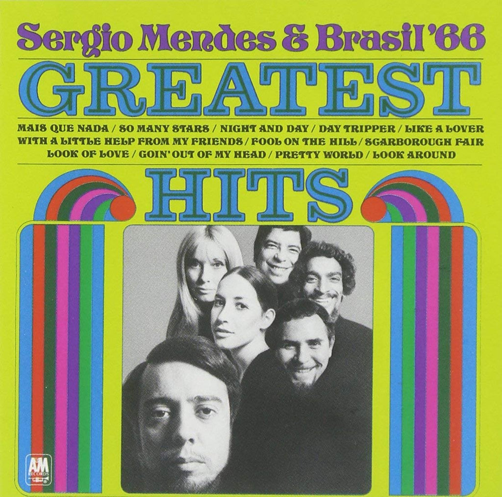 Sergio Mendes & Brasil '66 ‎– Greatest Hits