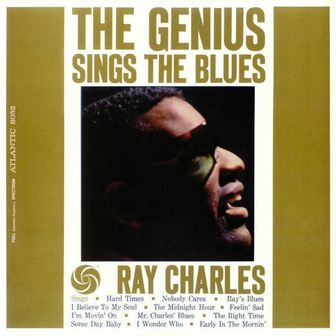 Ray Charles ‎– The Genius Sings The Blues | Mono