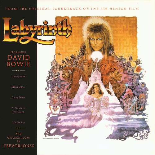 David Bowie, Trevor Jones - Labyrinth (From the Original Soundtrack of the Jim Henson Film) | Vinyl