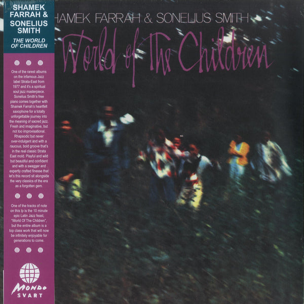 Shamek Farrah & Sonelius Smith ‎– The World Of The Children
