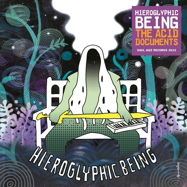Hieroglyphic Being – The Acid Documents | Vinyl