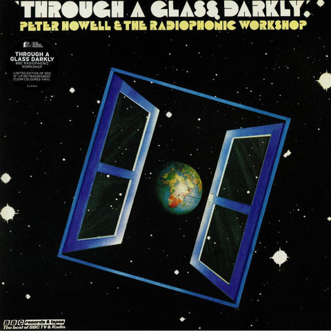 Peter Howell & The Radiophonic Workshop ‎– Through A Glass Darkly