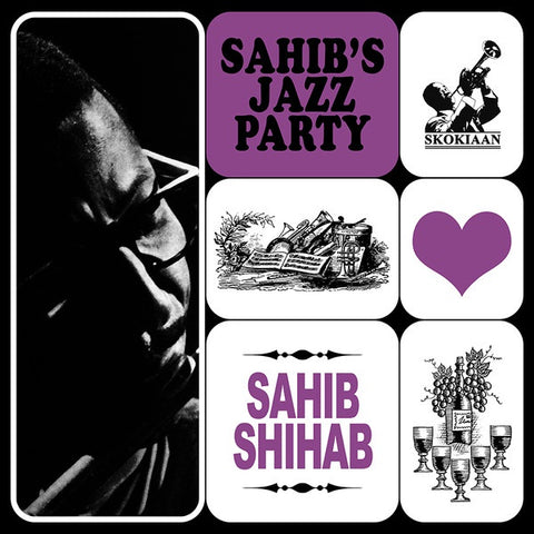Sahib Shihab ‎– Sahib's Jazz Party