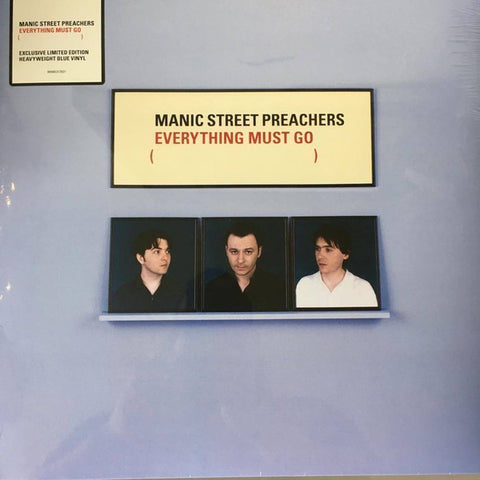 Manic Street Preachers ‎– Everything Must Go