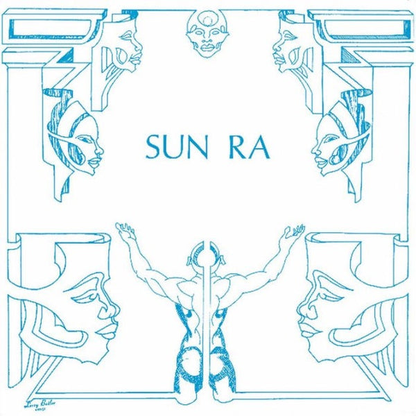 Sun Ra ‎– The Antique Blacks