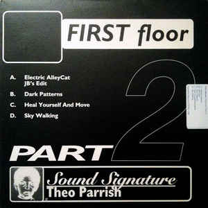 Theo Parrish – First Floor (Part 2) | Vinyl