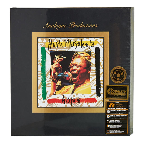 Hugh Masekela - Hope | Vinyl Box Set | 45rpm