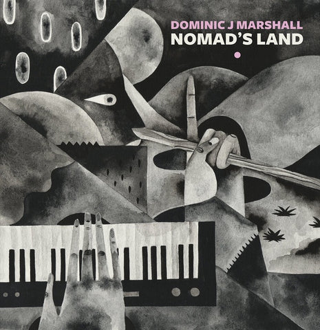 Dominic J Marshall ‎– Nomad's Land