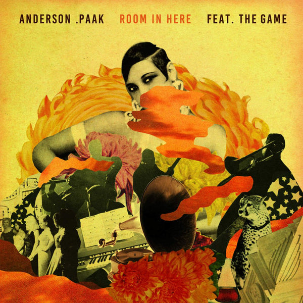 Anderson .Paak – Come Down / Room in Here | Vinyl