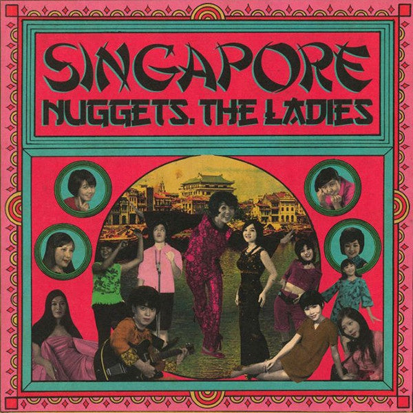 Various ‎– Singapore Nuggets, The Ladies
