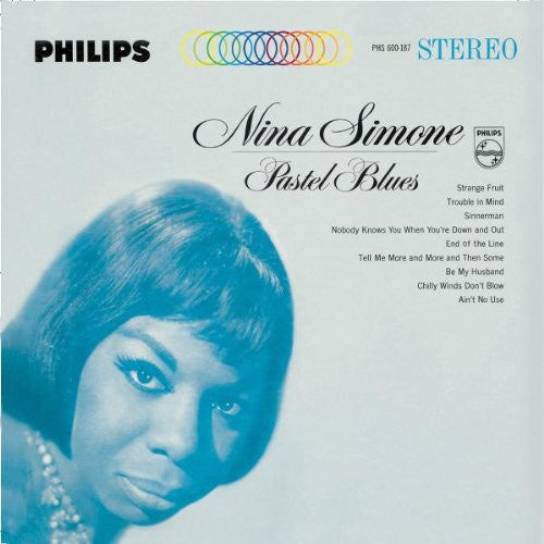 Nina Simone – Pastel Blues | Back to Black