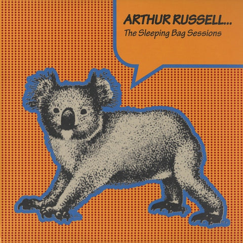 Arthur Russell ‎– The Sleeping Bag Sessions