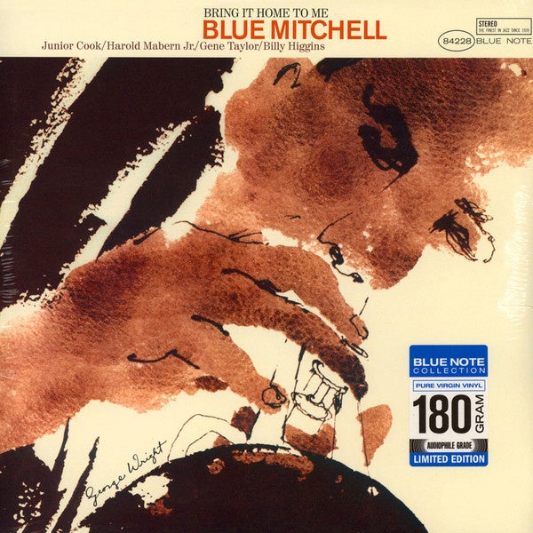 Blue Mitchell ‎– Bring It Home To Me